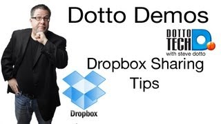 3 Essential Dropbox Sharing Tips