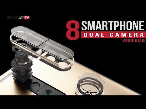 Video 8 Smartphone Dual Camera