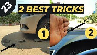 Left Side Judgement When Driving Car | 2 BEST तरीके | Hindi