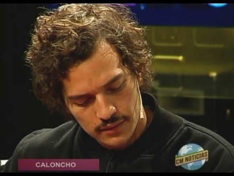 Caloncho video Chupetazos - Acústico - Noviembre 2015