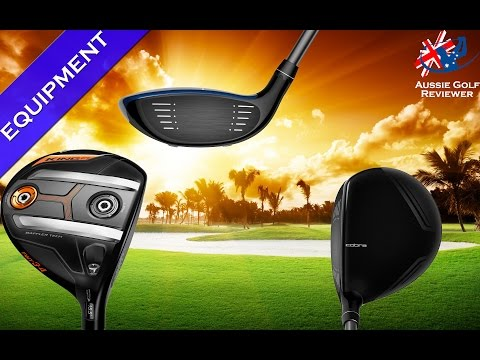 COBRA KING GOLF F7 FAIRWAY WOOD REVIEW VLOG