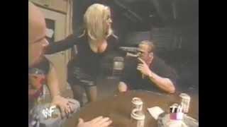 Wwe Divas Trish Playing Strip Poker