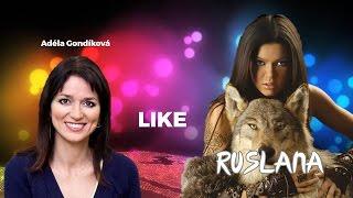 Adéla Gondíková like Ruslana   Czech Your FAce sounds familiar