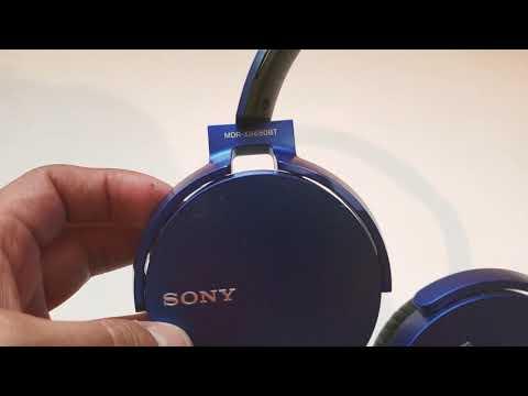 Audífonos Sony MDR-XB650BT