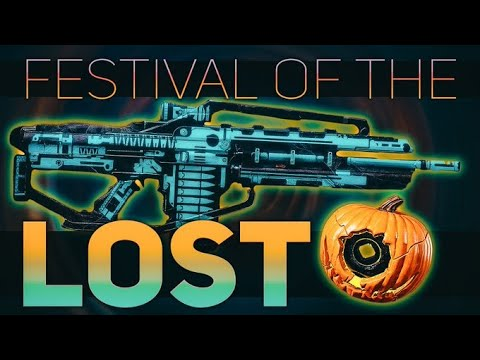 Festival of the Lost 2019 (Event Loot & Auto Rifle) | Destiny 2 News