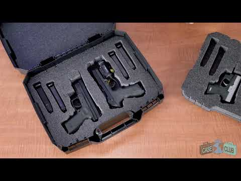 4 Pistol Carry Case - Featured Youtube Video