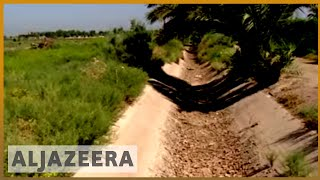 🇮🇶 Iraq close to running out of water l Al Jazeera English