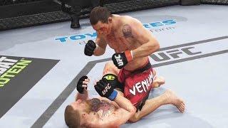 UFC 194 Matchup - Conor McGregor vs Jose Aldo | UFC EA Sports Gameplay PS4