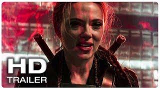 BLACK WIDOW Final Trailer (NEW 2020) Scarlett Johansson Marvel Superhero Movie HD