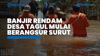 Banjir Sembakung Surut Jadi 4,35 Meter, Ketua KSB: Desa Tagul Masih Sepinggang Orang Dewasa
