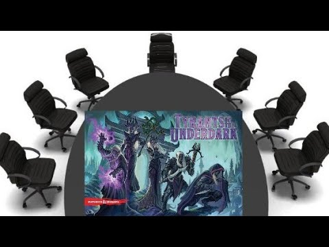 Tyrants of the Underdark Review - Chairman of the Board