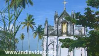 Murikkan's church, built by a lanlord