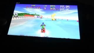 Daedalus X64 Nintendo64 emulator PSVita Rev 790 SOUND ON. Mario64, mariokart, diddykong, zelda etc