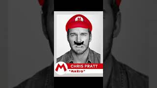 "Chris ""Mario"" Pratt #shorts"