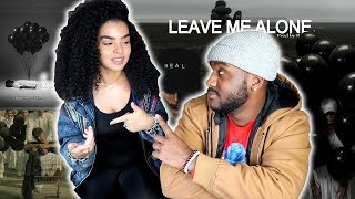 THE NF TRAIN CONTINUES!! | NF   Leave Me Alone [REACTION]