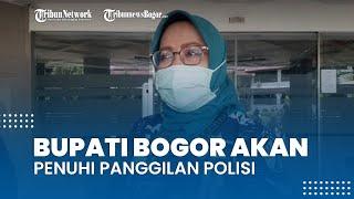 Ade Yasin Akan Penuhi Panggilan Polda Jawa Barat pada 8 November 2020, Bupati Bogor: Saya Siap Aja