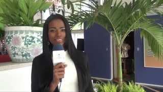Erika Pinto Miss Venezuela 2014 Finalist