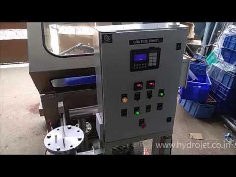 Bin Cleaning Machine Rotary