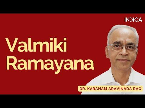 Valmiki Ramayana Talk 196 by Dr Karanam Aravinda Rao