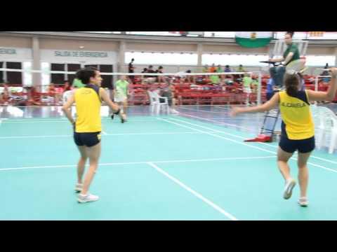 Cto. España Infantil y cadete de Badminton 2011 - Pamplona