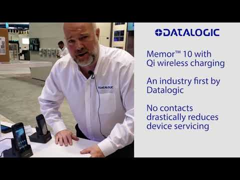 Datalogic | Taskbook™, Memor™ 10 and Rhino II™ features