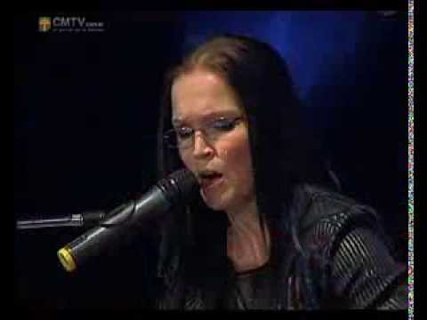 Tarja Turunen video Until my last breath - Estudio CM 17 Sep. 2013