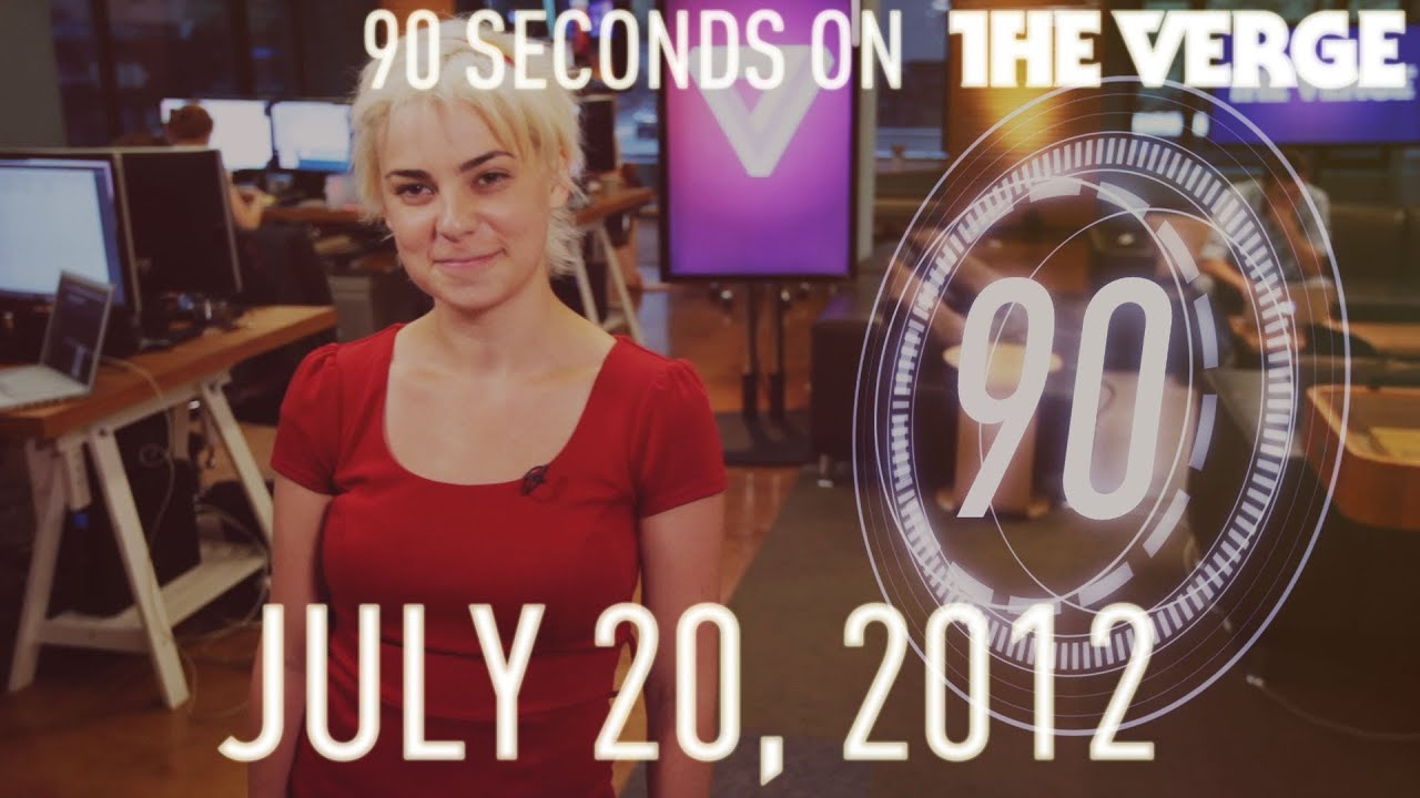 Sparrow and Google, Viacom and DirecTV - 90 Seconds on The Verge thumbnail