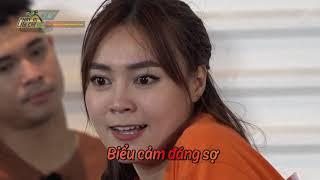 Lan Ngọc nắm điểm yếu BB Trần, Liên Bỉnh Phát kìm nén cơn sợ | CHẠY ĐI CHỜ CHI |CDCC #1