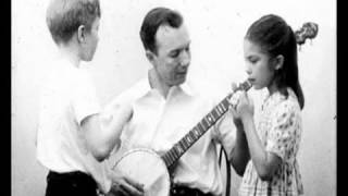 PETE SEEGER FAMILY HOW TO PLAY THE 5 STRING BANJO