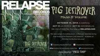PIG DESTROYER - 'Mass & Volume' EP Trailer