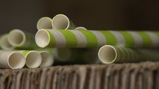 video: Are straws ever eco-friendly or guilt free?