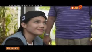 Encik Guard Dan Cik Tomboy 2016 Malay Telemovie