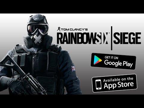 😱Rainbow Six Siege на АНДРОИД! 🔥 (видео)