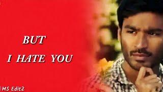 Girl Love failure whatsapp status || Tamil kutty || MS EditZ