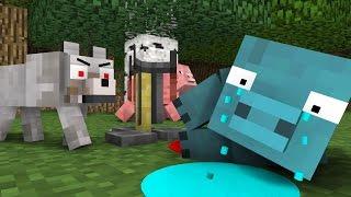 Pig Life 4   Minecraft Animation