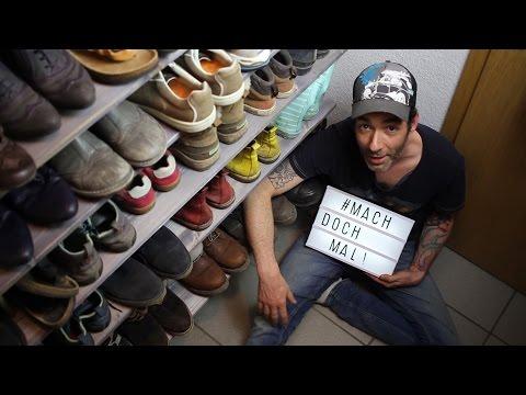 Mach doch mal #ein schickes Schuhregal