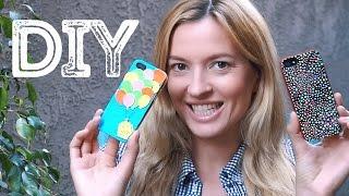DIY: делаем чехлы для телефона! Мандала!