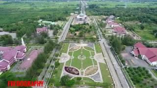 Drone : Komplek Perkantoran Nagan Raya, Aceh