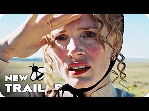 Woman Walks Ahead (Trailer)