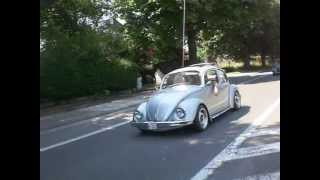 preview picture of video 'Aircooled Invasion Mouscron - Convoi'