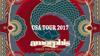 AMORPHIS - North American Tour 2017 (OFFICIAL TRAILER)
