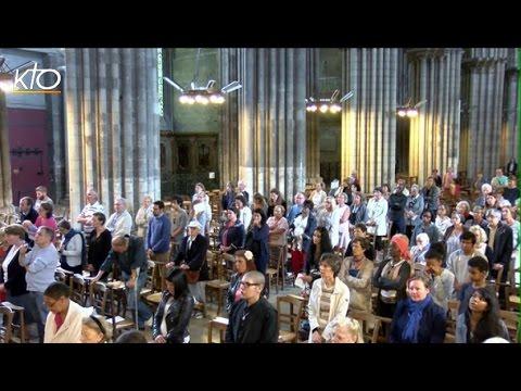 Messe à la Cathédrale de Rouen pour le Père Hamel : Témoignages