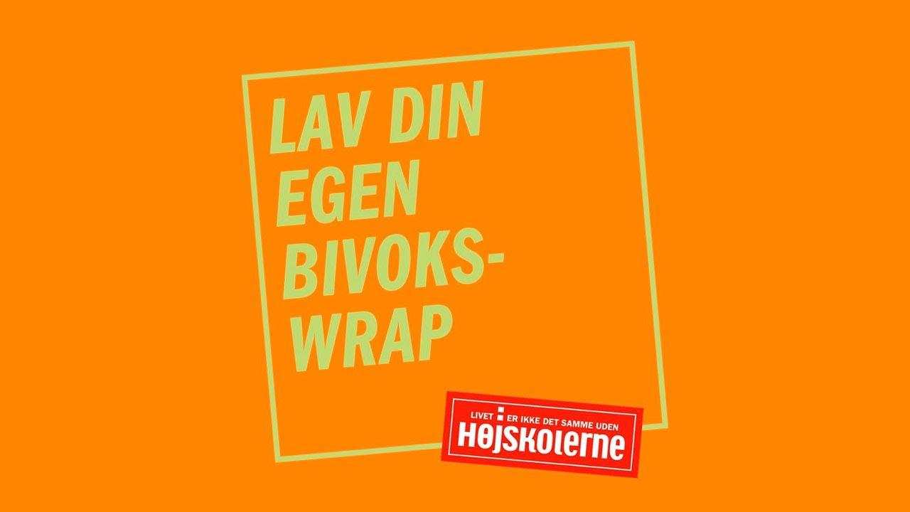 Lav din egen bivoks-wrap