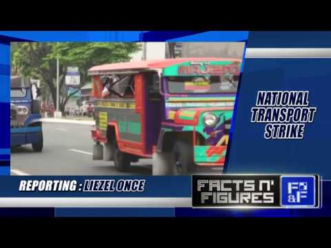 [DZRH]  NATIONAL TRANSPORT STRIKE