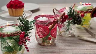 Nutella DIY Candle Jar   EN