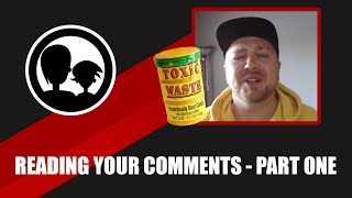 SOUR CHALLENGE! Reading your comments Part ONE!!