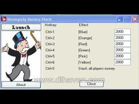 Monopoly 2012 Edition +10 Trainer Download (2013) - Monopoly 2012 Edition Trainer