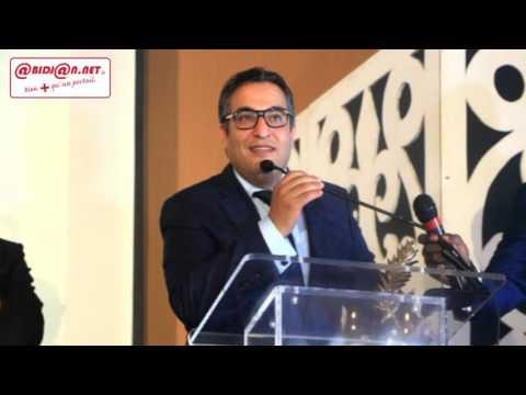 Discours de M. Imad Barrakad, Patron de Société marocaine d'ingénierie touristique (SMIT)