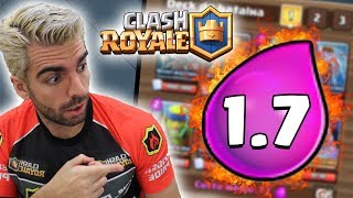 O DECK MAIS RÁPIDO DO CLASH ROYALE!