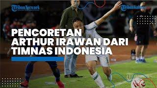 Pencoretan Arthur Irawan dari Timnas Indonesia Asuhan Shin Tae-Yong Jadi Sorotan Media Asing